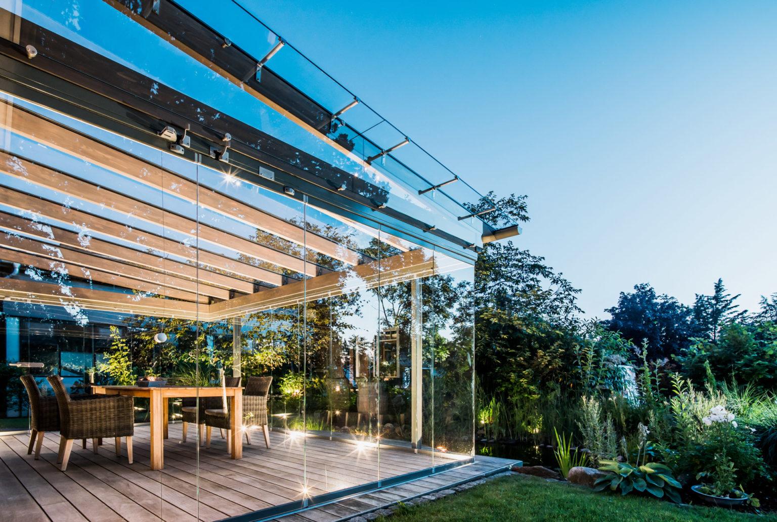 Pergola et aménagement extérieur maison en Suisse